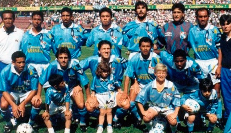 Campeón Nacional 1995