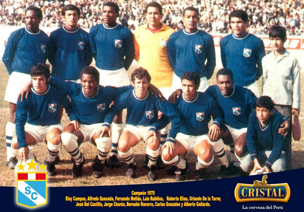 Campeón Nacional 1970