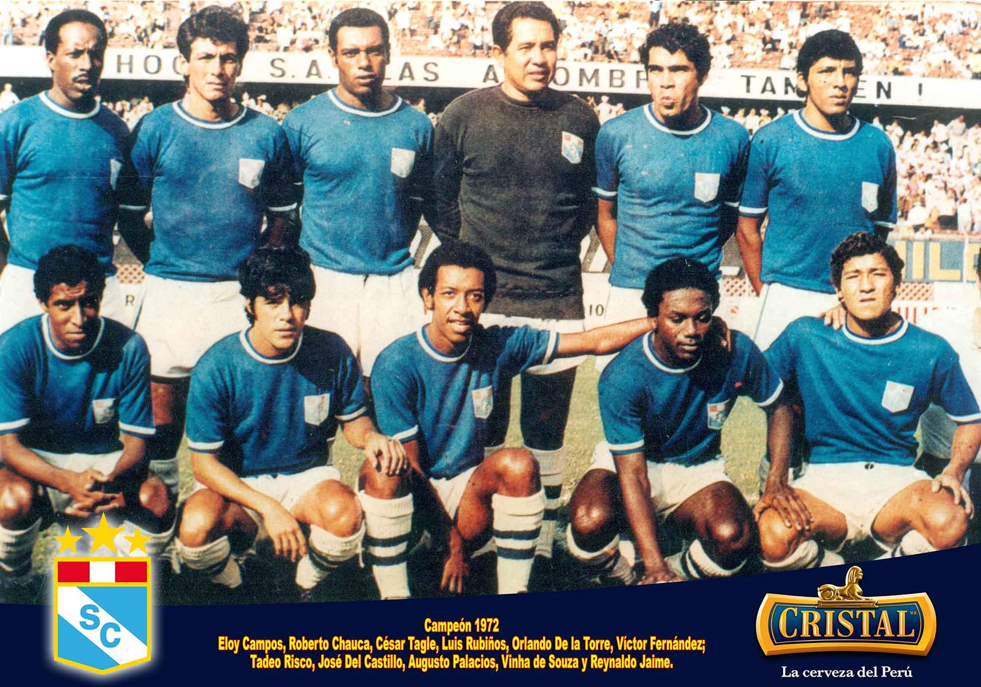 Campeón Nacional 1972