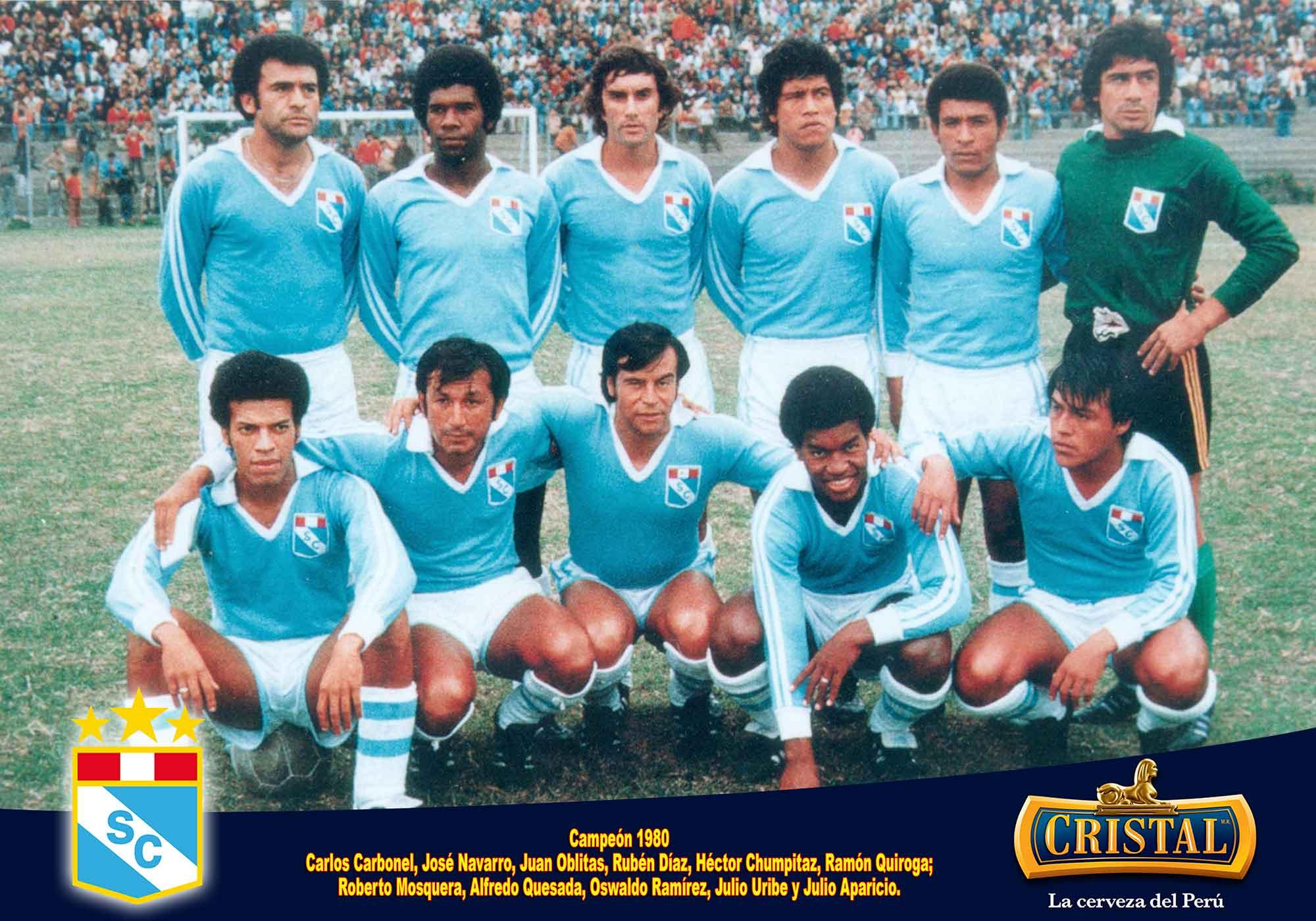 Campeón Nacional 1980
